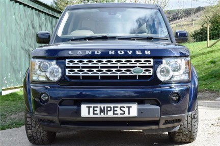 Land Rover Discovery Hse Sdv6 Auto 4