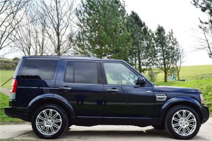 Land Rover Discovery Hse Sdv6 Auto 5