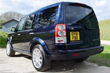 Land Rover Discovery Hse Sdv6 Auto 14
