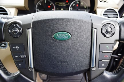 Land Rover Discovery Hse Sdv6 Auto 18