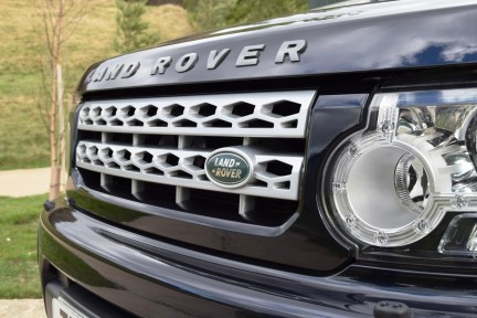Land Rover Discovery Hse Sdv6 Auto 21