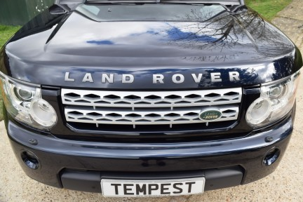 Land Rover Discovery Hse Sdv6 Auto 22