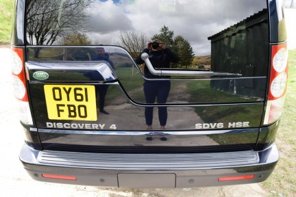 Land Rover Discovery Hse Sdv6 Auto 23
