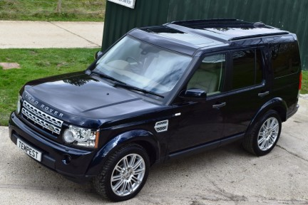Land Rover Discovery Hse Sdv6 Auto 24