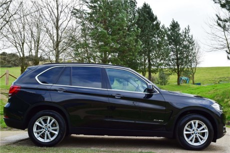 BMW X5 Xdrive30d Se Auto Technical Data