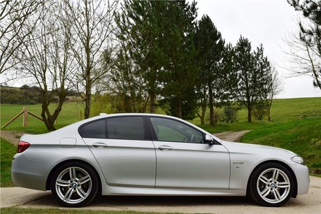BMW 5 Series M Sport Auto Technical Data