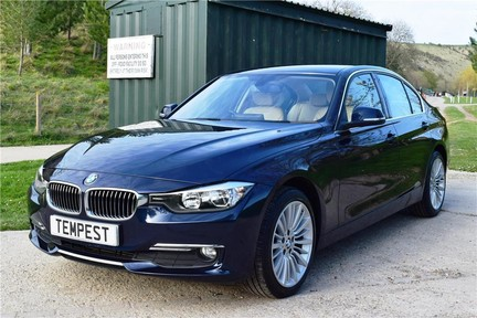 BMW 3 Series Xdrive Luxury 2