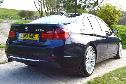 BMW 3 Series Xdrive Luxury 12