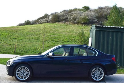 BMW 3 Series Xdrive Luxury 13