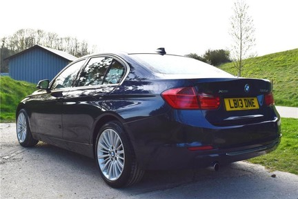 BMW 3 Series Xdrive Luxury 14