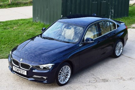 BMW 3 Series Xdrive Luxury 23