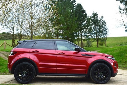 Land Rover Range Rover Evoque Dynamic (Glass Roof) 5