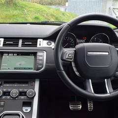 Land Rover Range Rover Evoque Dynamic (Glass Roof) 7