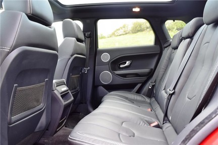 Land Rover Range Rover Evoque Dynamic (Glass Roof) 8