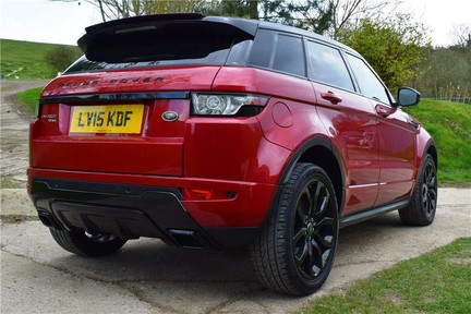 Land Rover Range Rover Evoque Dynamic (Glass Roof) 12