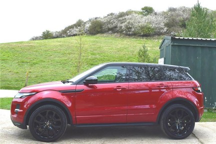 Land Rover Range Rover Evoque Dynamic (Glass Roof) 13