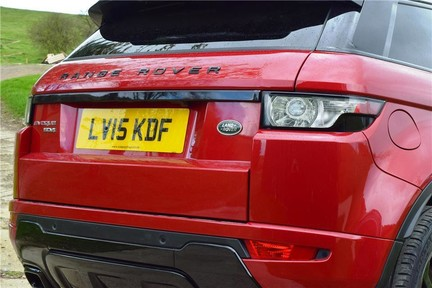 Land Rover Range Rover Evoque Dynamic (Glass Roof) 16