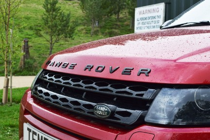 Land Rover Range Rover Evoque Dynamic (Glass Roof) 21
