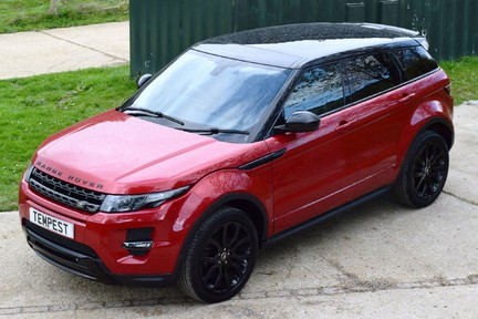 Land Rover Range Rover Evoque Dynamic (Glass Roof) 22