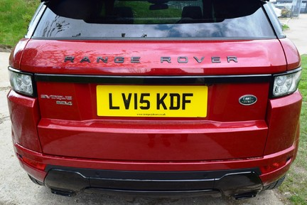 Land Rover Range Rover Evoque Dynamic (Glass Roof) 24