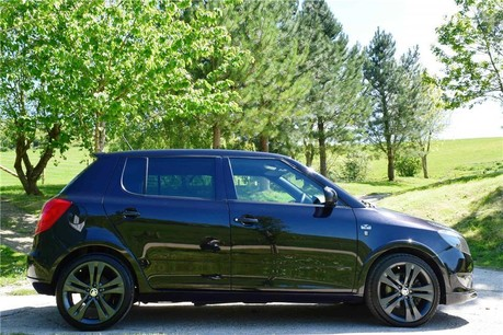 Skoda Fabia Black Edition Technical Data