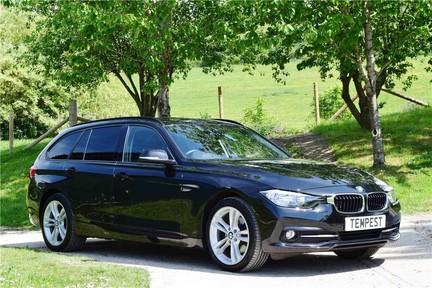 BMW 3 Series Xdrive Sport Auto 1