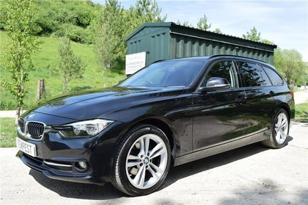 BMW 3 Series Xdrive Sport Auto 2