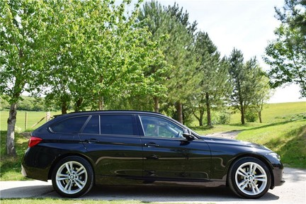 BMW 3 Series Xdrive Sport Auto 5