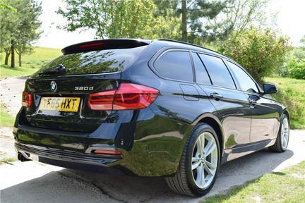 BMW 3 Series Xdrive Sport Auto 12