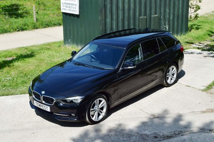 BMW 3 Series Xdrive Sport Auto 23
