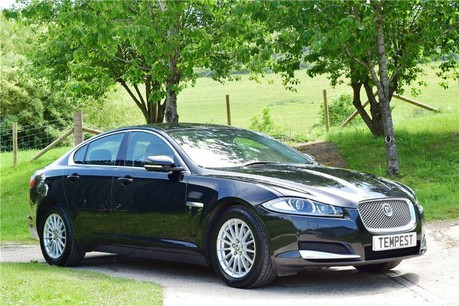 Jaguar XF Se Business D Auto