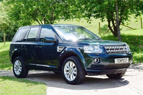 Land Rover Freelander Hse Sd4 Auto