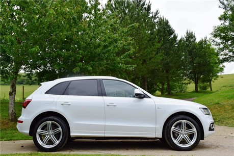 Audi Q5 S Line Plus Tdi Quattr Technical Data