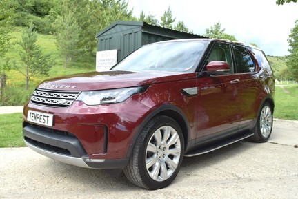 Land Rover Discovery Luxury Hse Sd4 2