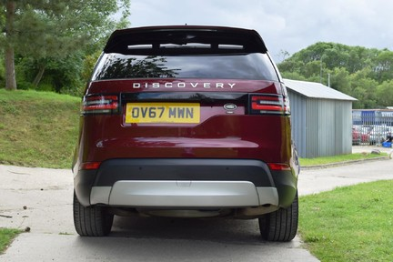 Land Rover Discovery Luxury Hse Sd4 3