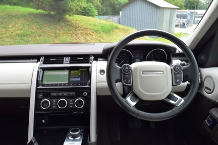 Land Rover Discovery Luxury Hse Sd4 7