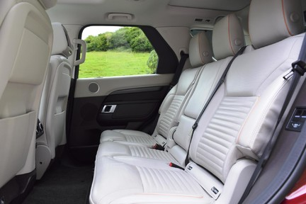 Land Rover Discovery Luxury Hse Sd4 8