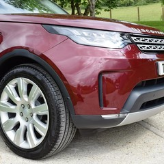 Land Rover Discovery Luxury Hse Sd4 15