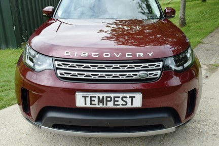 Land Rover Discovery Luxury Hse Sd4 19