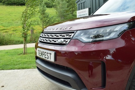Land Rover Discovery Luxury Hse Sd4 20