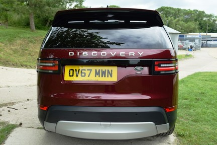 Land Rover Discovery Luxury Hse Sd4 21