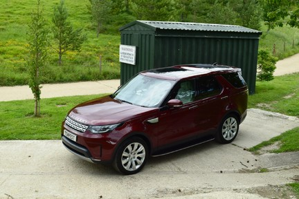 Land Rover Discovery Luxury Hse Sd4 22