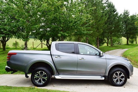 Fiat Fullback Lx 4X4 Auto Technical Data