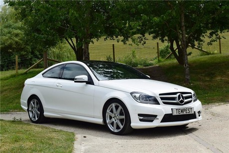Mercedes-Benz C Class Amg Sport Edition Cd
