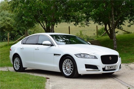 Used Jaguar XF Cars for sale in Brighton | Tempest 4 Cars