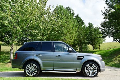 Land Rover Range Rover Sport Hse Sdv6 Technical Data