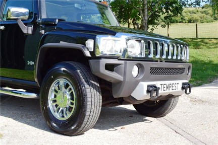 Hummer H3 Right Hand Drive 15