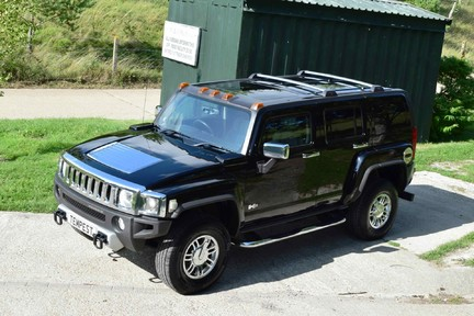 Hummer H3 Right Hand Drive 17