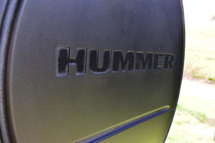 Hummer H3 Right Hand Drive 20