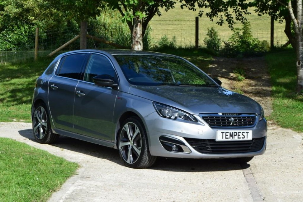 Used 2016 Peugeot 308 Gt Line for sale   Tempest 4 Cars